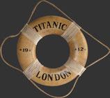 Réplicas de salvavidas del Titanic | Réplicas del Titánic