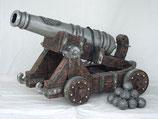 Réplica de cañón | réplicas de armas