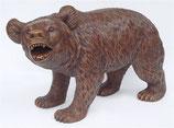 réplica de oso andando | figuras de osos