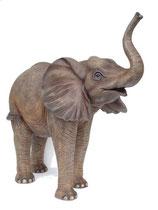 Réplica de elefante | figuras de elefantes