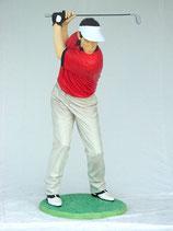 Réplica de Golfista | Figuras de jugadores de golf