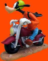 FIGURA DE GOOFY EN MOTO | Decoración Disney