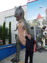 RÉPLICA DE DINOSAURIO T-REX | Figuras de dinosaurios
