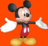 FIGURA DE MICKEY CON LOS BRAZOS ABIERTOS | Réplicas de Mickey Mouse
