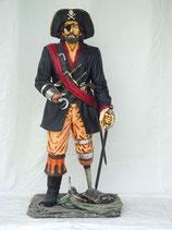 RÉPLICA DE PIRATA | Figuras de piratas