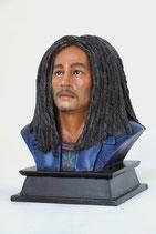 Figura de Bob Marley | Réplica de Bob Marley