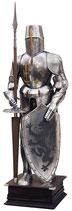 Figura de armadura española | Réplica de armadura