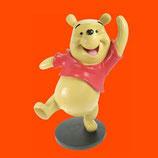 Figura de Winnie the Pooh bailando | Réplicas de Winnie the Pooh