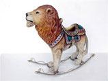 Balancín león | réplicas de leones