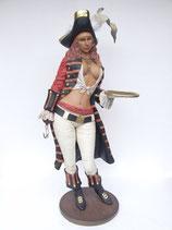 RÉPLICA DE CAMARERA PIRATA | Figuras de piratas