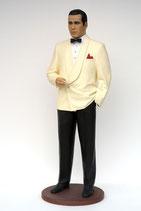 RÉPLICA DE HUMPHREY BOGART VESTIDO ELEGANTEMENTE | Figuras de Humphrey Bogart