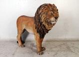 Réplica de leon andando | figuras de leones
