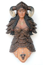 Figura de Vikinga | Réplicas de vikingos