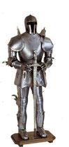 RÉPLICA DE ARMADURA DEL SIGLO XV | Réplicas de armaduras