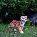 réplica de cachorro tigre de pie | réplicas de tigres