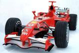 Coche fórmula 1 replica Ferrari f1