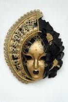 RÉPLICA DE MASCARA STELLA NERA | Réplicas de máscaras temáticas