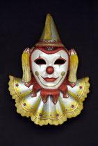 RÉPLICA DE MASCARA ALBA ROSA | Máscaras venecianas
