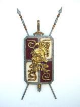 ESCUDO DE ARMAS ROMANO | réplicas de escudos de armas