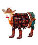 Réplica de vaca vaquera | réplicas de vacas