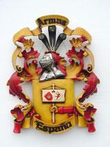 Réplica de escudo de armas de España | réplicas de escudos de armas