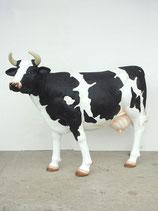 Figura de vaca con manchas negras | Figuras de Vacas - decoración temática