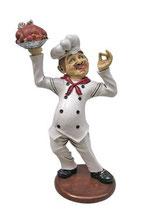 FIGURA DE CHEF GRACIOSO | Figuras de chefs