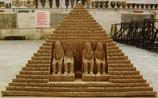RÉPLICA DE PIRAMIDE EGIPCIA | Réplicas de pirámides egipcias