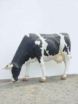 Figura de vaca agachada | réplicas de vacas - decoración temática
