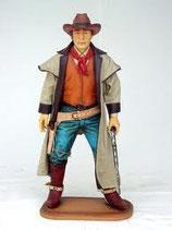 RÉPLICA DE VAQUERO CAZARECOMPENSAS | Figuras de cowboys