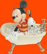 FIGURA DE MICKEY MOUSE EN LA BAÑERA | Figuras de Mickey Mouse