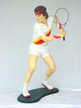 Réplica de jugador de tenis | Figuras de tenistas