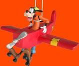RÉPLICA DE GOOFY EN AEROPLANO | Figuras de Goofy