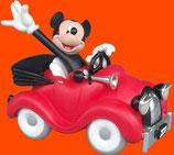 FIGURA DE MICKEY MONTADO EN UN COCHE | Figuras de Mickey