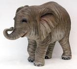 Réplica de elefante pequeño | réplicas de elefantes