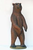 Figura de oso pardo