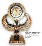 RÉPLICA DE RELOJ DIOS EGIPCIO | Relojes temáticos
