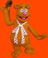 RÉPLICA DE OSITO FOZZIE | Figuras de muppets