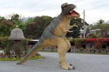 RÉPLICA DE GRAN DINOSAURIO T-REX | réplicas de t-rex