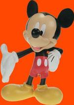 FIGURA DE MICKEY MOUSE SERIE CLASICA | Figuras de Mickey Mouse