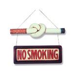 RÉPLICA DE CARTEL DE NO FUMAR | Carteles temáticos