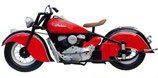 Réplica de motocicleta vintage
