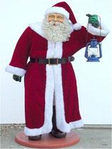 Réplica de Papa noel linterna | Réplicas de Papá Noel