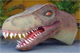 RÉPLICA DE CABEZA TIRANOSAURIO REX | Réplicas de dinosaurios