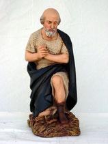 Réplica de Pastor arrodillado para una decoración de navidad especial