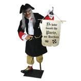 RÉPLICA DE PIRATA DE TERROR | Figuras de piratas