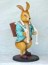 Figura de conejo mercante | Réplicas de conejos