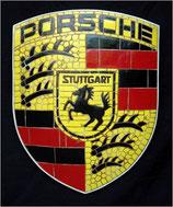 Réplica de mosaico Porsche