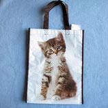 子猫のトートバッグ
