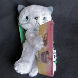 スクラッチ猫 マグネット